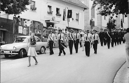 100-jähriges Jubiläum der Freiwilligen Feuerwehr Wartenfels